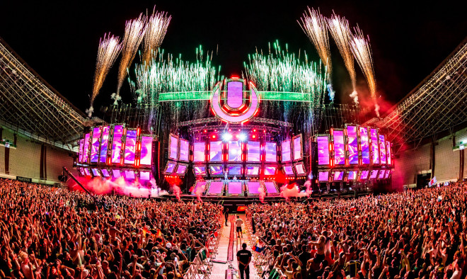 Ultra Europe, Split