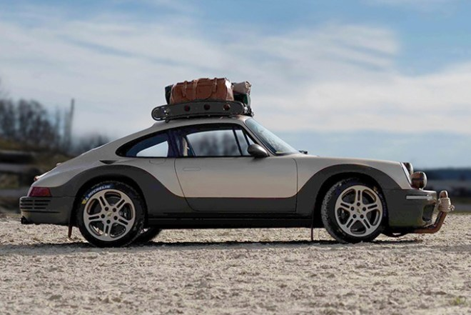 RUF Rodeo Concept Coupe