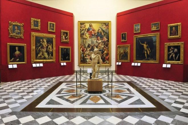 Galerija Uffizi v Firencah