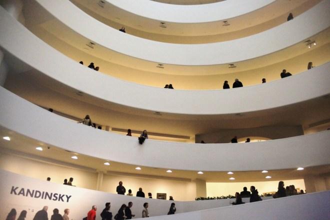 Guggenheimov muzej v New Yorku
