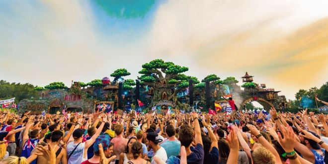 Tomorrowland, Belgija