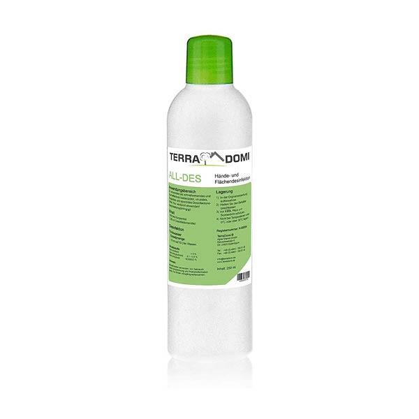 Terra Domi All-des, koncentrat za 25  litrov razkužila