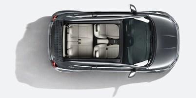 Električni avto Fiat 500e se ponaša s premično streho