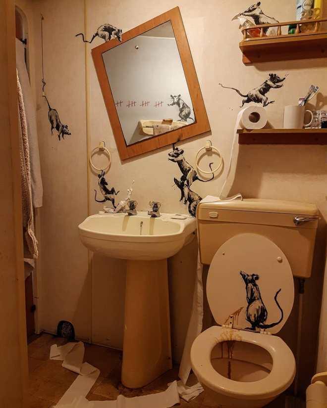 Banksyjeva kopalnica