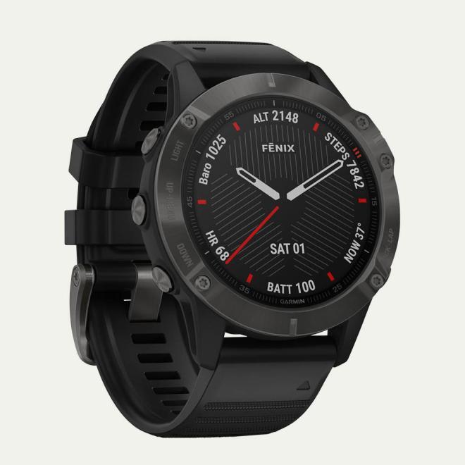 Garmin fenix 6 GPS Multisport Wrist