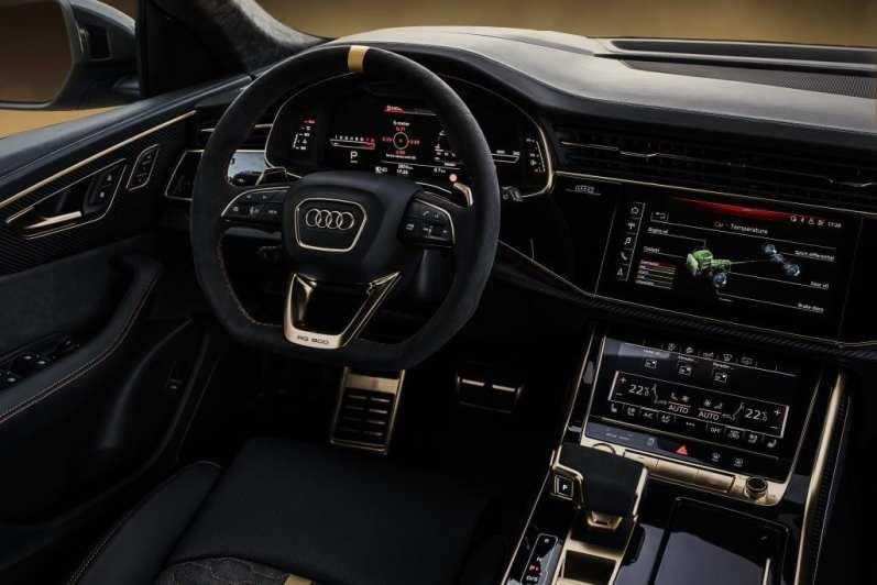 Manhart Audi RQ 900 SUV