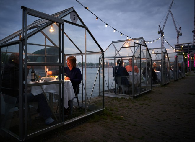 Restavracija Mediamatic  (Foto: Willem Velthoven)