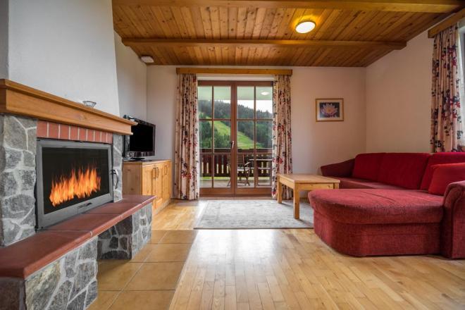 Apartmajsko naselje Ribniško Pohorje (Foto: Booking.com)