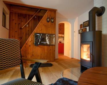 Brunarica Idyllic cottage in beautiful Alps (Foto: Booking.com)