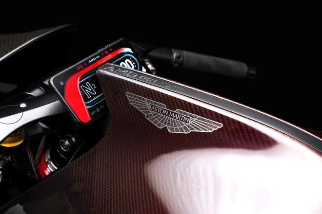 Aston Martin x Brough AMB 001