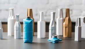 Origami Bottle (Foto: Yanne Golev)