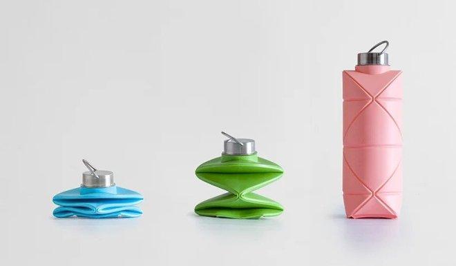 Origami Bottle