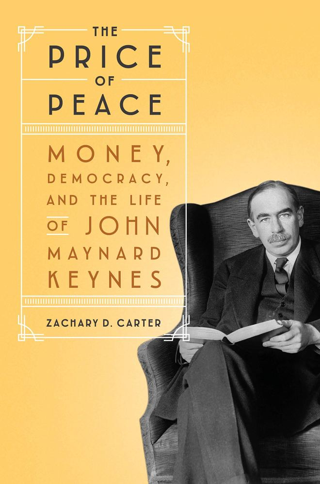 Price of Peace (avtor Zachary D. Carter)