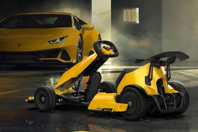 Xiaomi ft. Lamborghini
