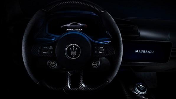 Maserati MC20 Coupe