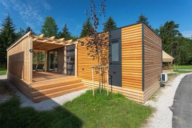 Mobilna hišica Aurora - River Camping Bled