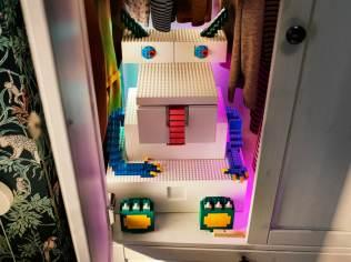 Ikea x Lego: Bygglek