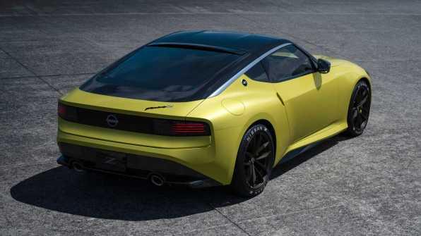 Novi Nissan Z, bo izjemno lepa reinkarnacija!