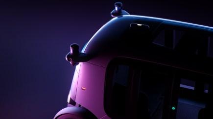 Zoox Robotaxi