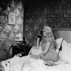 Brigitte Bardot v filmu En cas de malheur (1958)