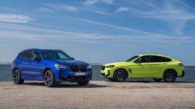 BMW X4 in BMW X3, foto: press.bmwgroup.com