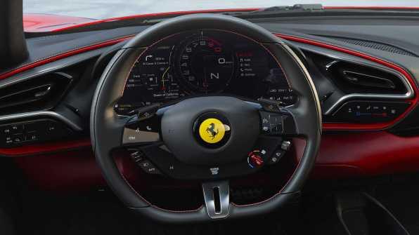Ferrari 296 GTB, Foto: corporate.ferrari.com