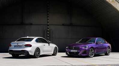 BMW 2 Coupé, foto: press.bmwgroup.com