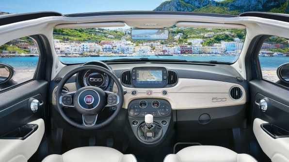 Fiat 500C Yachting, Foto: stellantis.com