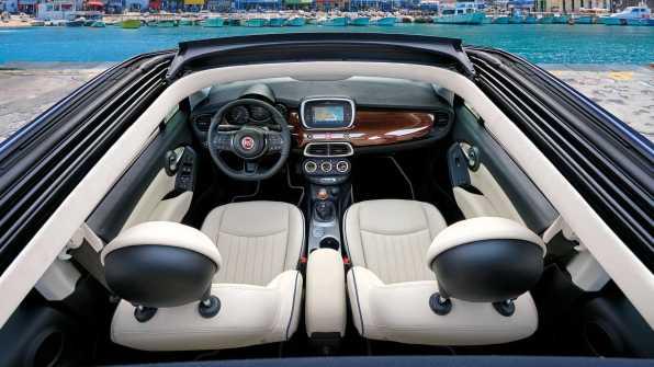 Fiat 500x Yachting, Foto: stellantis.com