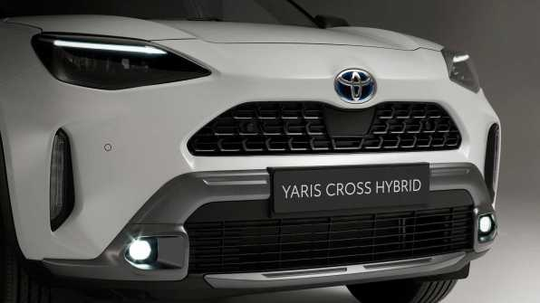 Toyota Yaris Cross Adventure, Foto: newsroom.toyota.eu
