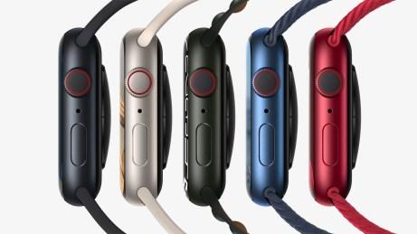 Apple Watch 7, Foto: Apple