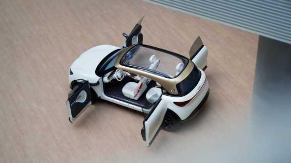 smart Concept #1, Foto: media.daimler.com