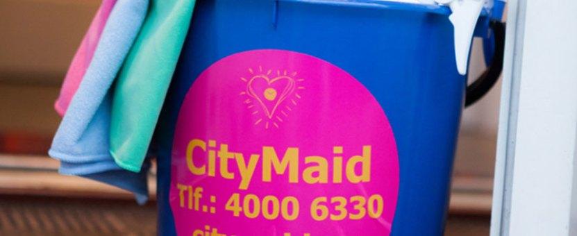 CityMaid bøtte
