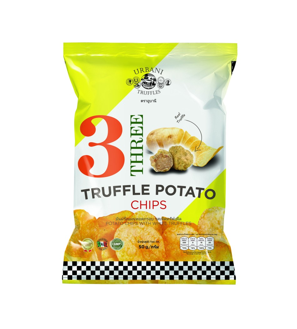 Truffle Potato Chips pack 3 preview