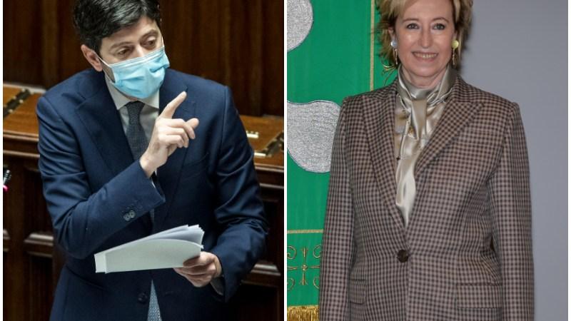 """il-ministro-speranza-replica-a-moratti:-""""vaccino-a-tutti,-non-c'entra-il-pil-delle-regioni"""""""