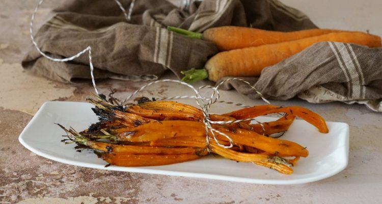 carote-glassate-al-forno