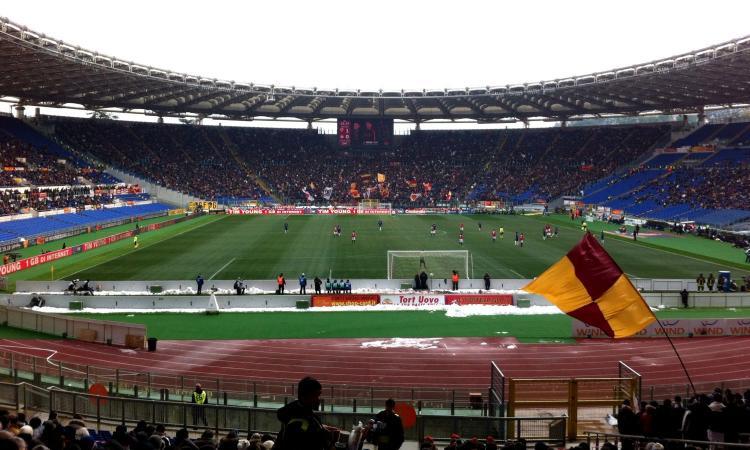 roma,-l'arrivo-all'olimpico-tra-decine-di-tifosi