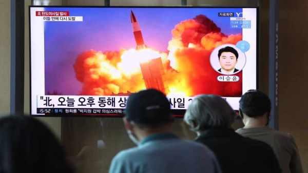 la-corea-del-nord-testa-due-missili-e-la-corea-del-sud-risponde