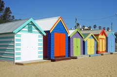 bathing boxes in Brighton