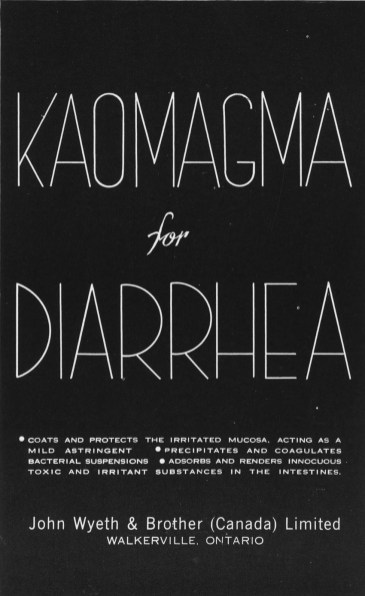 An ad in the 1943 yearbook
