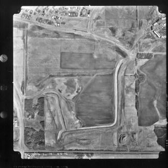EA-800, City of Edmonton Archives. 1976, line 9, shot 115. North West Survey Corporation.