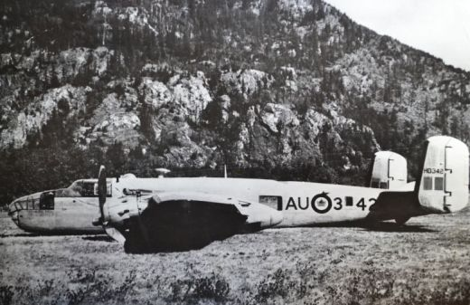 Owen has landed. Research by Lech Lebiedowski, source of photographs Alberta Aviation Museum and 418 Squadron Archives