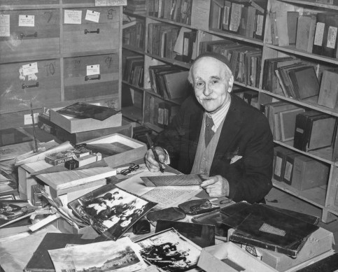 Ernest Brown, Provincial Archives of Alberta, B4240.