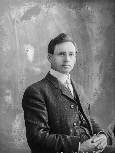 Charles Wesley Mathers. Provincial Archives of Alberta, B4242.