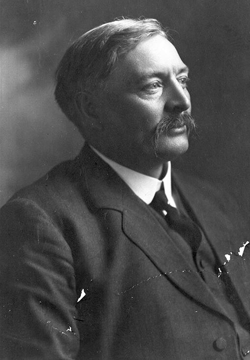 William Short, Mayor of Town of Edmonton 1902-1904 and Mayor of City of Edmonton Nov. 1904 - Jan. 1905. Image courtesy of the City of Edmonton Archives EA-10-1661.