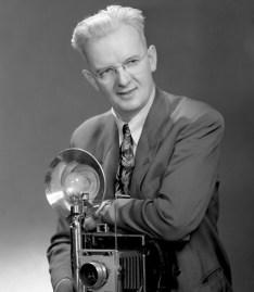 Hubert Hollingworth. City of Edmonton Archives, EA-160-1418.