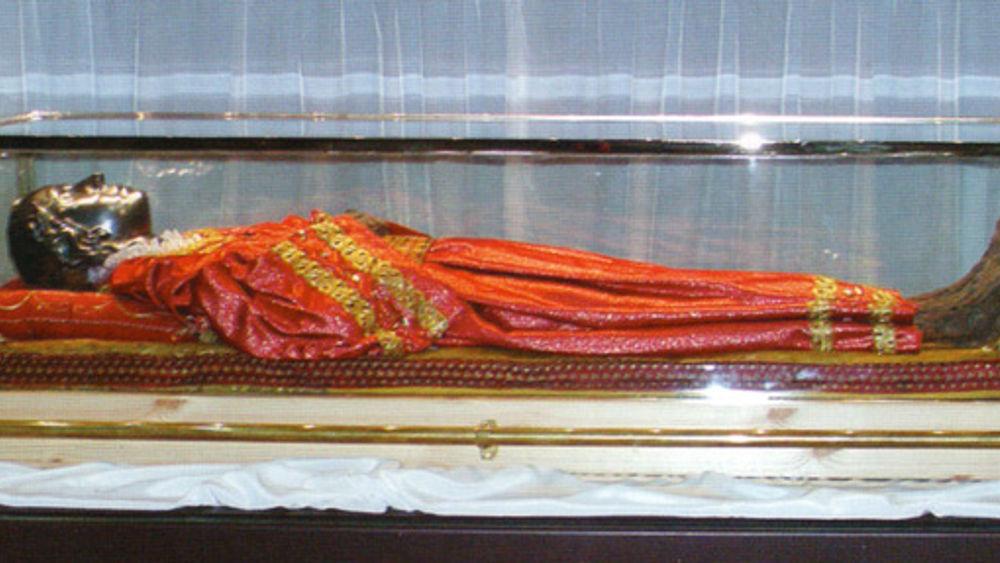 Nel santuario di Erchie dal 25 aprile al 2 maggio il corpo di ...