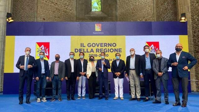 """Tre anni di governo, Musumeci alla prima tappa della kermesse: """"Abbiamo  lavorato sulle macerie"""""""