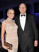Erin Molan and her dad Jim Molan