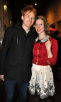 Tristan Thomas and Emily Forato